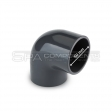 Knee - Plastic 90° diameter 50 mm