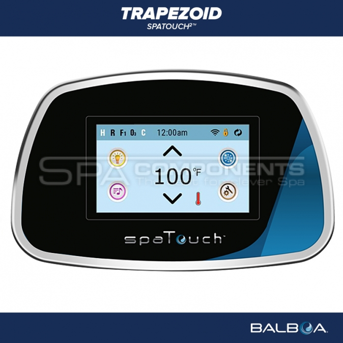 Balboa Ovládací panel SpaTouch Trapezoid - NEW VERSION