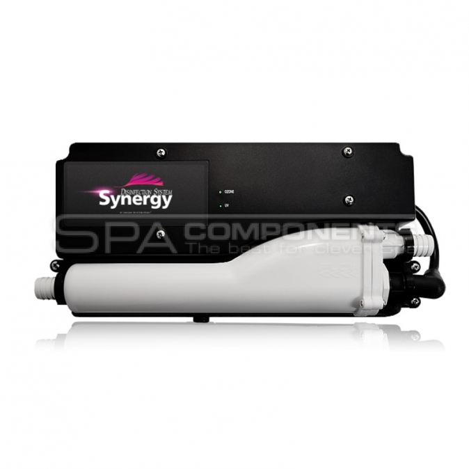 UV+Ozone Synergy Disinfection System