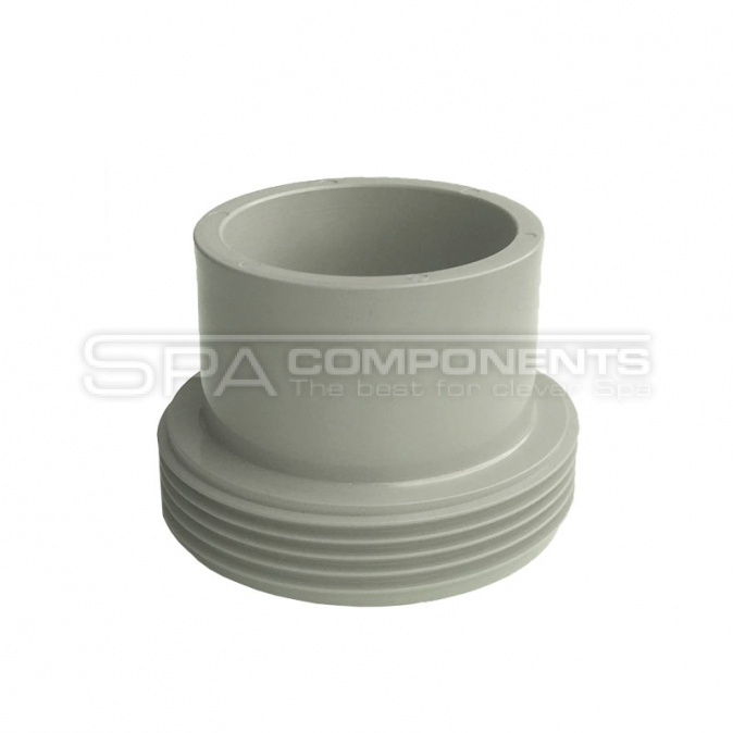 Connecting item to heater BALBOA - Plastic hose entry 50mm